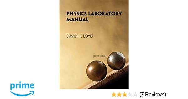 Physics Laboratory Experiments 7th Edition Pdf
