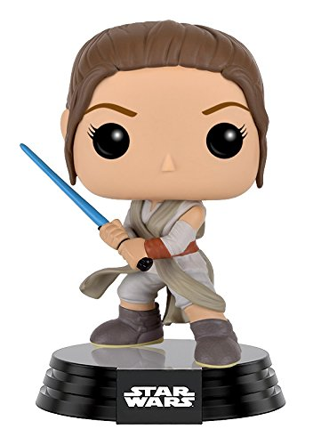 Funko POP Star Wars: Episode 7: The Force Awakens Figure - Rey with