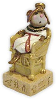 product image for Wee Forest Folk CS-2 Egyptian Chess Queen (Red)
