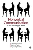 Nonverbal Communication 1st Edition