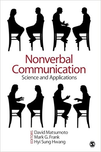 amazon com nonverbal communication science and applications