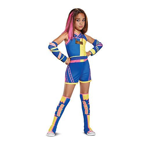 Sasha Banks Deluxe WWE Costume, Multicolor, Medium (7-8)