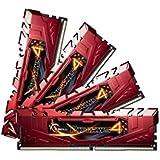 G.Skill 16GB Ripjaws 4 DDR4 2400MHz PC4-19200 CL15 Quad Channel kit (4x4GB)