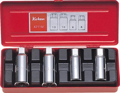 KOKEN Screw and Stud Pullers Sets by Trusco