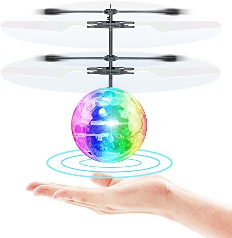 Toyk Infrared Induction Helicopter Colorful product image