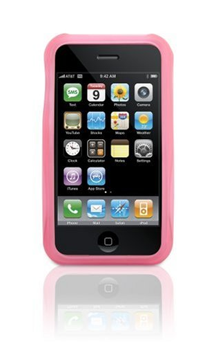 Griffin Wave for iPhone 3G and 3G S (Pink) ()