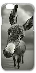 iPhone 6 Case, Personalized Design Protective Covers for iPhone 6(4.7 inch) PC 3D Case - Ass Gray