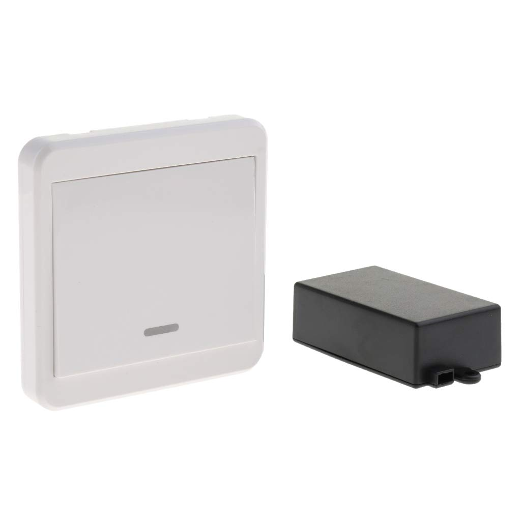 P Prettyia 85-250V Smart Home Light Wireless Remote Control Switch 433Mhz Commutateur de T/él/écommande Sans Fil
