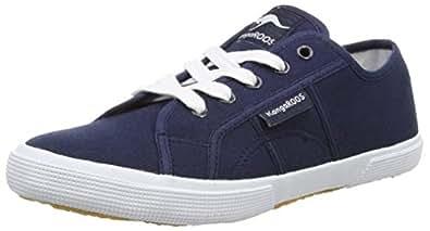 Kangaroos Bumpy - Zapatillas Mujer, Color Azul (Dk Navy 460), Talla 40