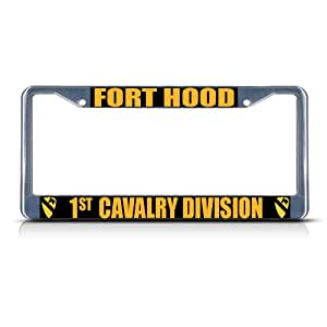 Amazon Com Sign Destination Metal License Plate Frame