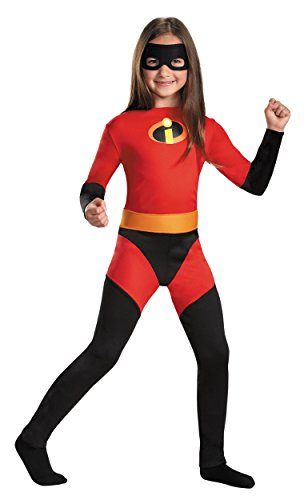 Disguise Costumes Girls, The Incredibles Disney Violet, 7-8, 1 ea (Medium (Sizes (The Incredibles Fancy Dress Costumes)