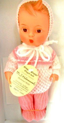 (M J Hummel Collectors Girl Doll Vinyl 03011 of 20000)