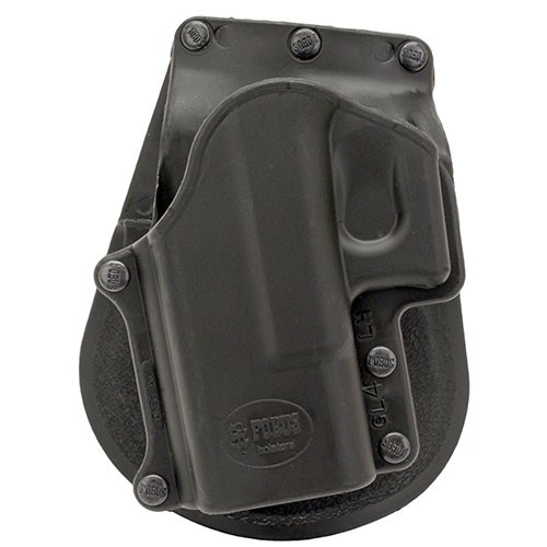 Fobus Standard Holster Left Hand Hand Paddle GL4LH Glock 29/30/39 / S&W 99 / S&W Sigma Series V