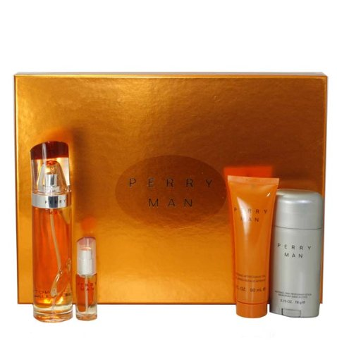 Perry Ellis Gift Set Perry By Perry Ellis