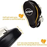 Valleycomfy Boxing Curved Focus Punching