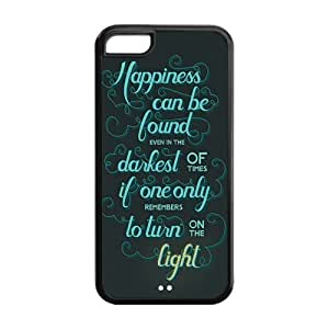 5C Phone Cases, Harry Potter Hard TPU Rubber Cover Case for iPhone 5C by icecream design