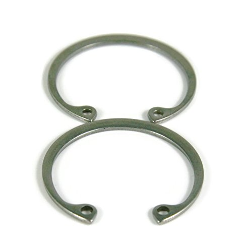 Rotor Clip HO-87 Stainless Steel Internal Housing Retaining Ring 7/8 QTY 1000 by RAW PRODUCTS CORP