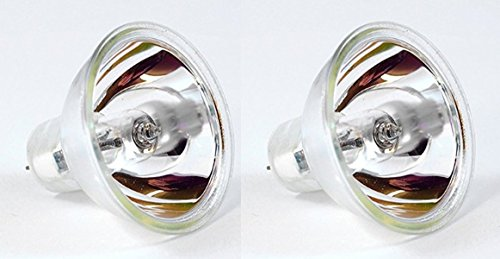 Eiko Eke Halogen Dichroic Reflector Bulb  21V 150W Mr16 Gx5 3 Base   Pack Of 2