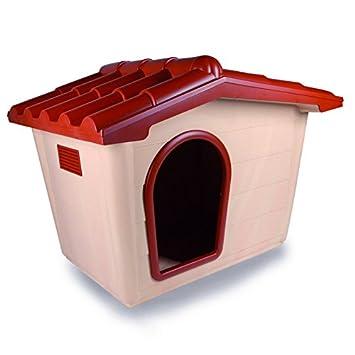 Caseta para perros gatos Sprint Media Casita de 2/8 kg Cachorros Jardín desmontable 57 x 78 x 64 cm: Amazon.es: Jardín
