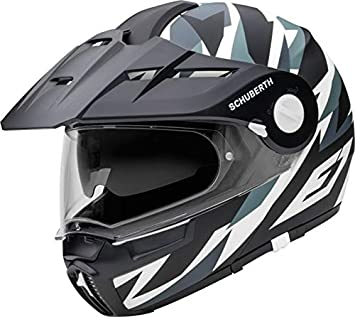 Schuberth E1 Rival Gris Motocicleta Casco