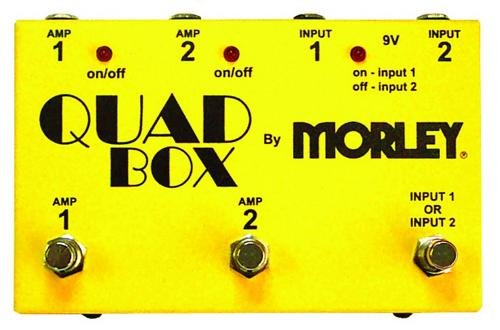 Morley Quad Box by MORLEY