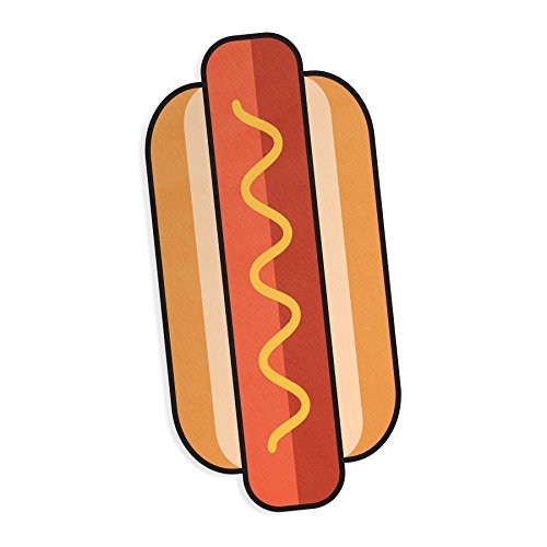 hot dog blanket - 4