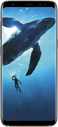 Samsung Galaxy S8+  Midnight Black  64  GB with Offer