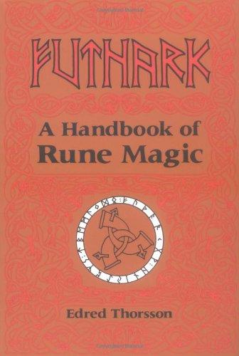 """Futhark - A Handbook of Rune Magic"" av Edred Thorsson"
