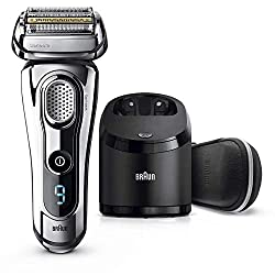 Braun Series 9 9297cc Razor with Cleaning and Charging Station