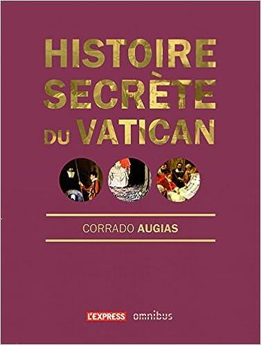 Livre gratuits en ligne Histoire secrète du Vatican pdf epub