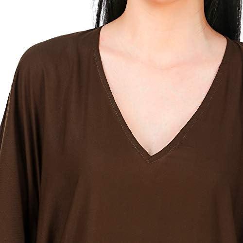 Beenadi Women's Swimwear Cover ups, Swimsuit Cover up with Tassels, Semi Sheer