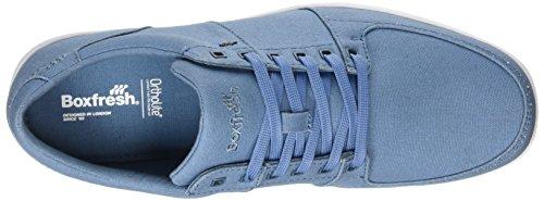 hombre Mir Blu deporte Mirage Boxfresh Spencer Zapatillas Blue para de nUq4fPX