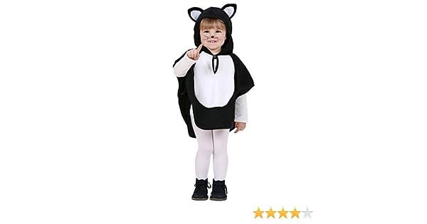 NET TOYS Disfraz Gatito Traje de Gato Infantil 110 cm años 3-4 ...