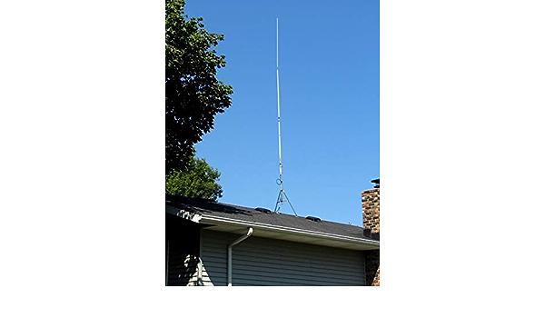 Antena DE Fibra CB27 A-99 SOLARCOM 535CM Altura Resistente AL ...