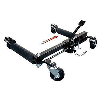 POSICIONADOR HIDRÁULICO para mover coches sin arrancar - Para taller de coches - Hasta 680 KG RZ TOOLS: Amazon.es: Bricolaje y herramientas