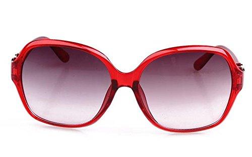 Lunette Femme rouge Westeng soleil foncé de anWBv6