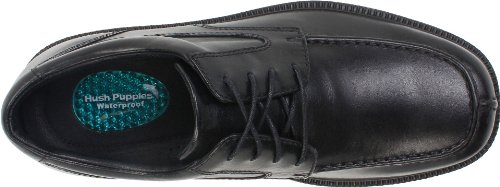 Hush Puppies Hombres Network Oxford Black