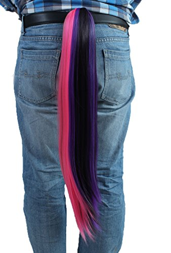 (Anogol Anime Wig Ponytail Costume Party Cosplay)