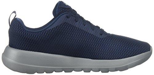 Walk Effort Go Skechers Hombre Azul Zapatillas MAX para qZvwg5