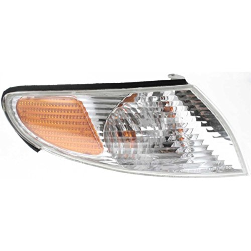 DAT AUTO PARTS Parking Light Assembly Corner of Fender Replacement for 99-01 Toyota Solara TO2521159 Right Passenger ()