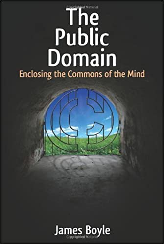 Amazon Com The Public Domain Enclosing The Commons Of The Mind  James Boyle Books