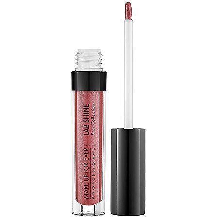 MAKE UP FOR EVER Lab Shine Lip Gloss Star Collection - S10