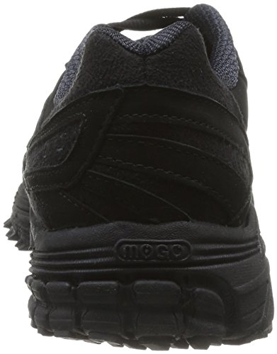 Brooks Adrenaline Walker 3, Zapatillas de Nordic Walking para Hombre Negro