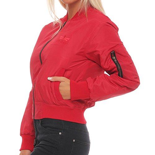 Finchgirl - Chaqueta deportiva - para mujer Rojo
