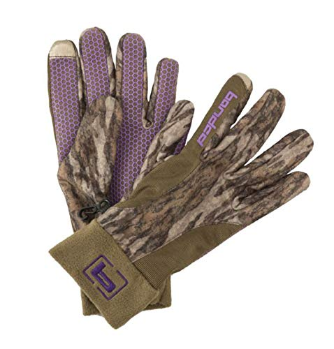Banded Women's Fleece Glove - Bottomland - Large by Banded