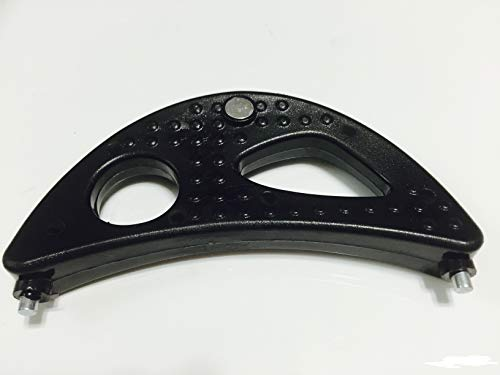 Crescent Tool for Jack Lalanne Power Juicer - Black by Berucci