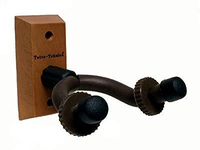 Tetra-Teknica Essentials Series EGH-01NW Hardwood Home & Studio Guitar Hanger from Tetra-Teknica