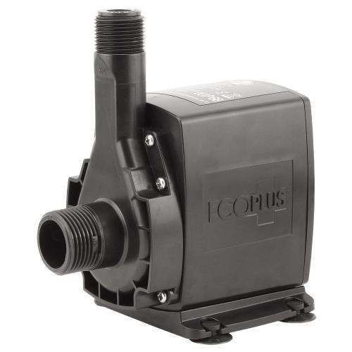 Ecoplus Submersible/Inline Water Pump, 700 GPH - Premium ...