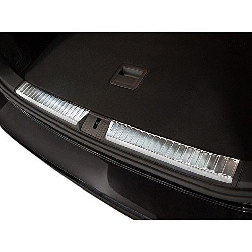 Autostyle 2/35192 Acero Inoxidable dimensión Interior Parachoques. - Passat 3 G Variant 2014 de Ribs, plata: Amazon.es: Coche y moto