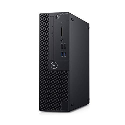 Optiplex 3060 SFF Desktop PC, Intel i5-8500 3.0GHz 6 Core, 16GB DDR4, 500GB SSD, WiFi, Win 10 Pro, Keyboard, Mouse, 3 Years Warranty